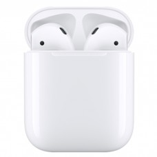 Наушники Apple AirPods 2 (без беспроводной зарядки чехла) MV7N2