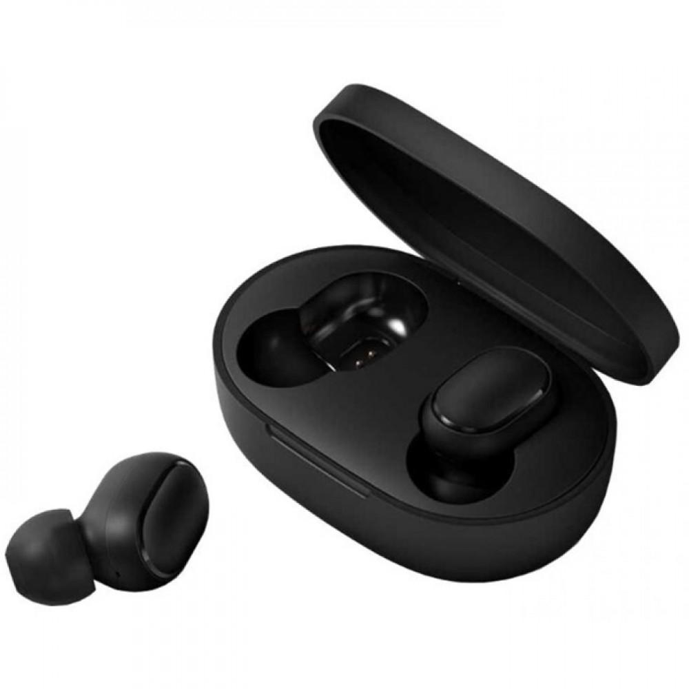 Беспроводные наушники Xiaomi Redmi AirDots (Mi True Wireless Earbuds Basic) Black