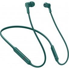 Беспроводные наушники Huawei FreeLace Emerald Green
