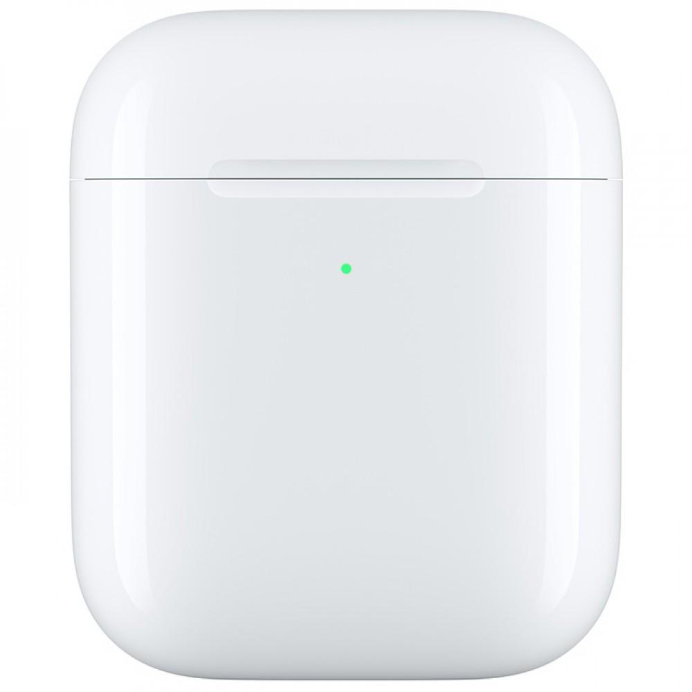 Чехол с аккумулятором Apple с беспроводной зарядкой для AirPods