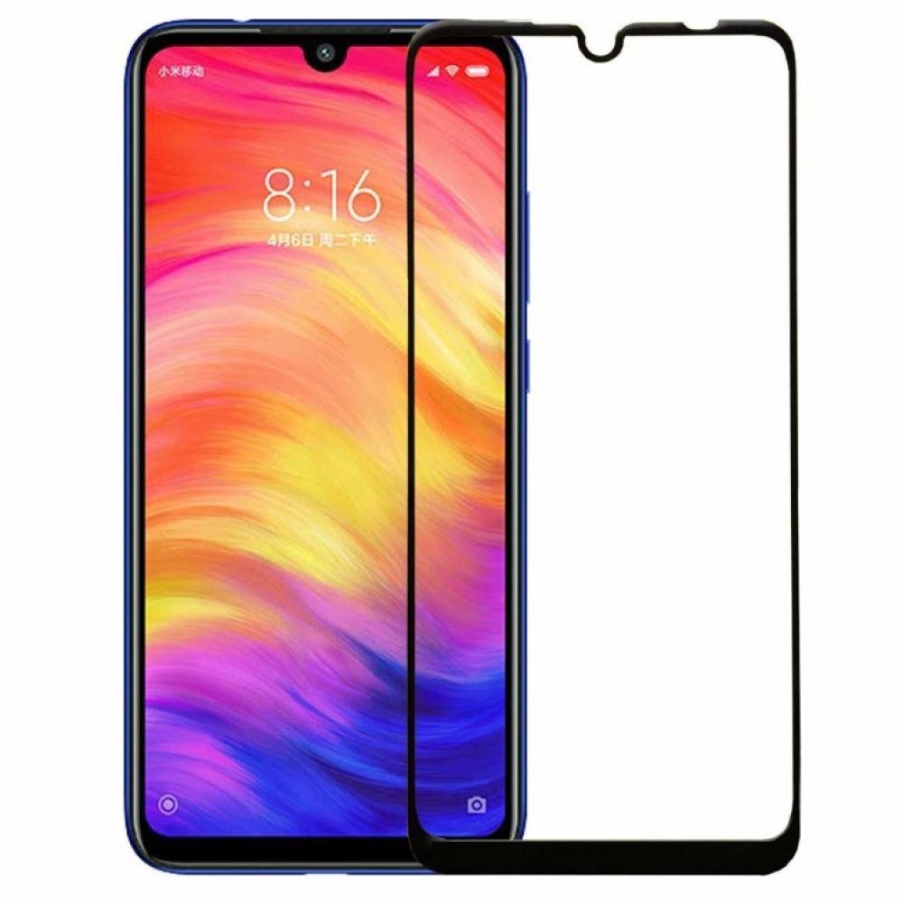 Защитное стекло 5D для Xiaomi Mi Play