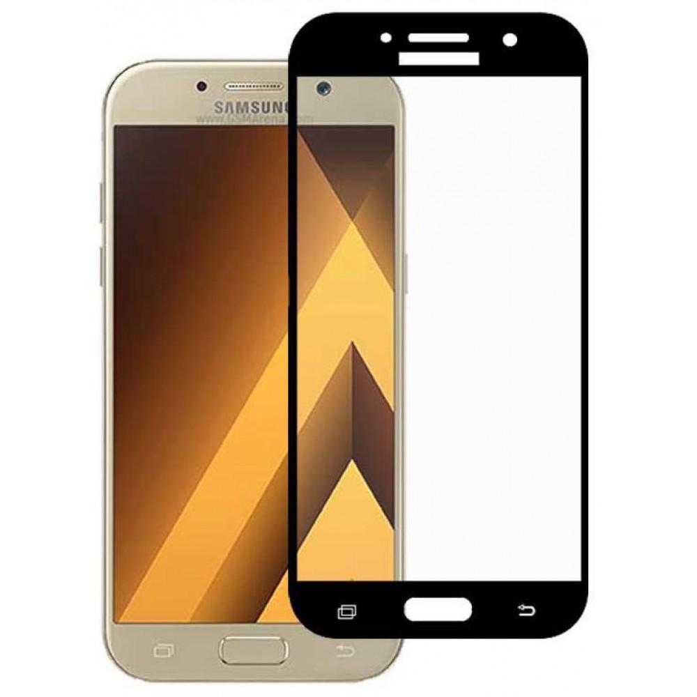 Защитное стекло 5D Samsung Galaxy A5 (2017)