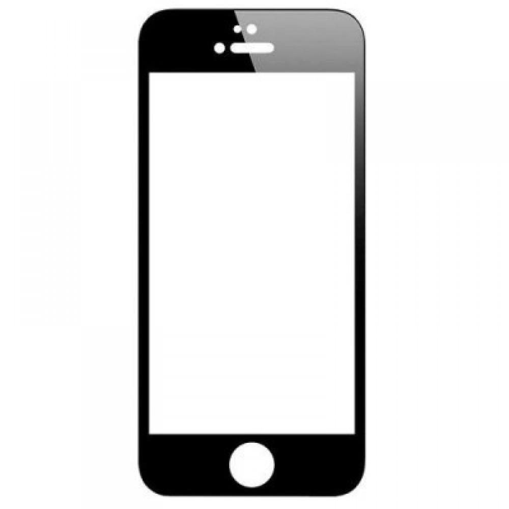 Защитное стекло 5D для Apple iPhone 5/5S