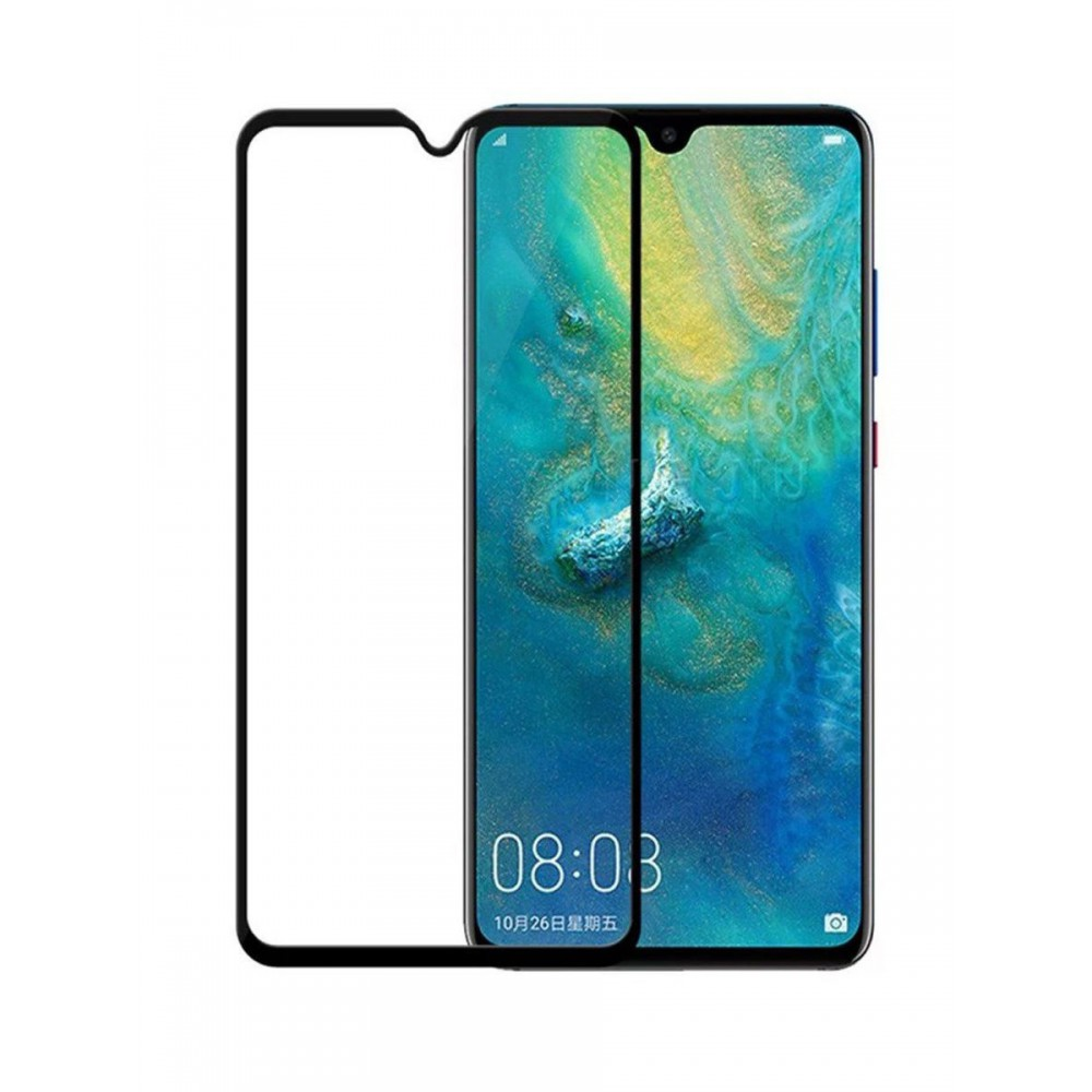 Защитное стекло 5D Huawei Mate 20