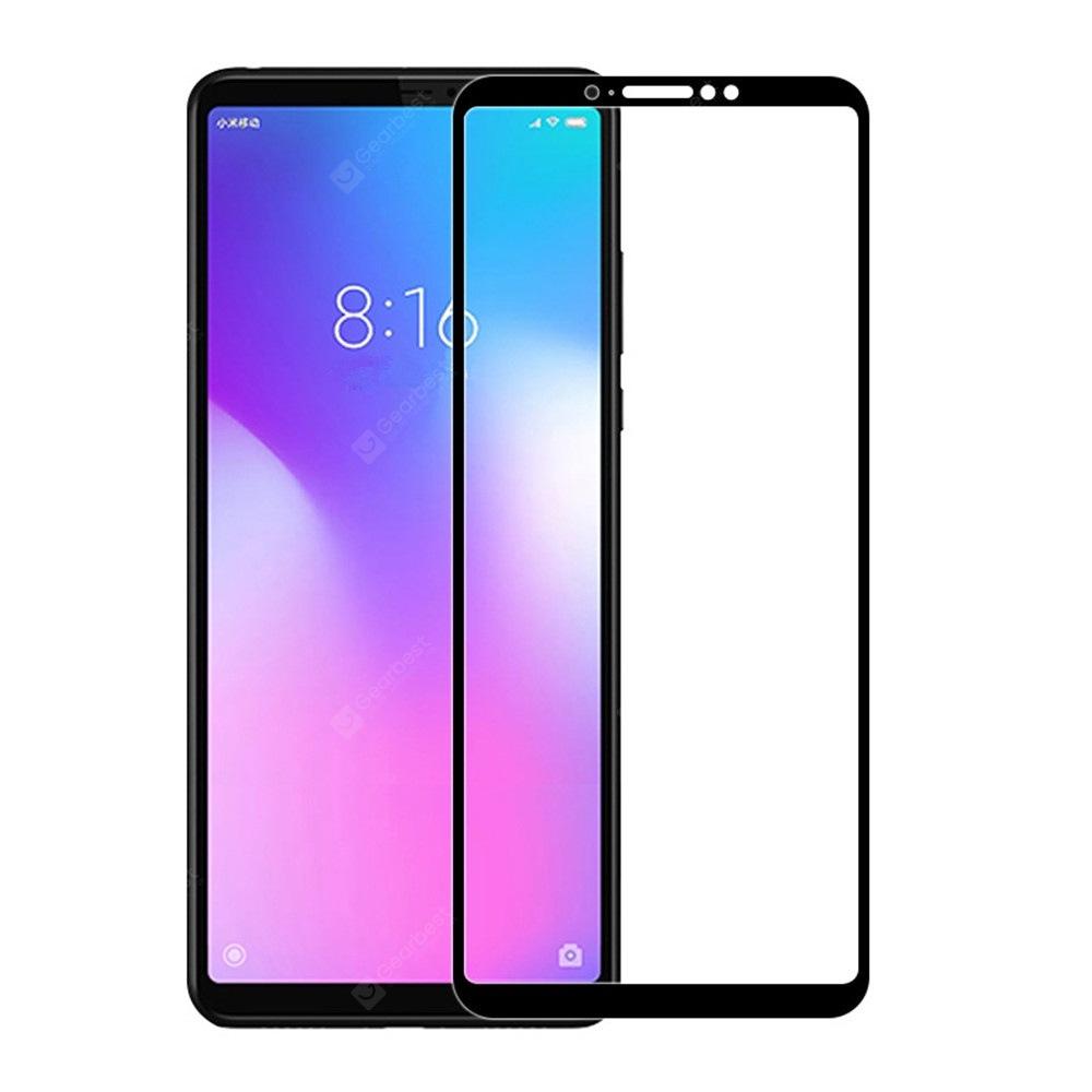 Защитное стекло 5D для Xiaomi Mi Max 3