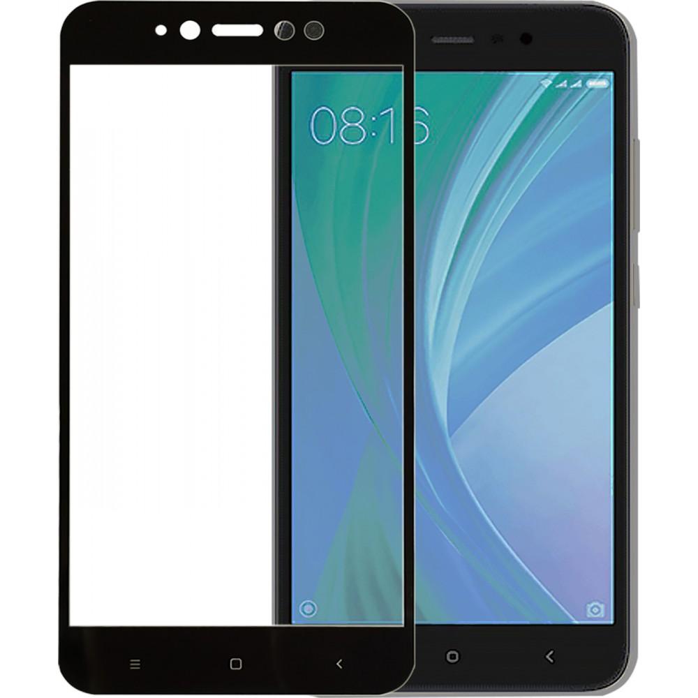 Защитное стекло 5D Xiaomi Redmi Go