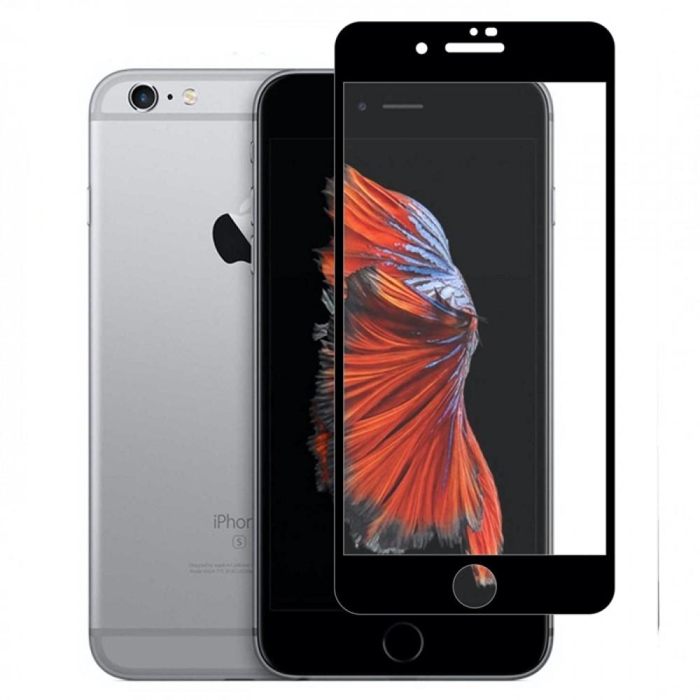 Защитное стекло 5D Apple iPhone 6