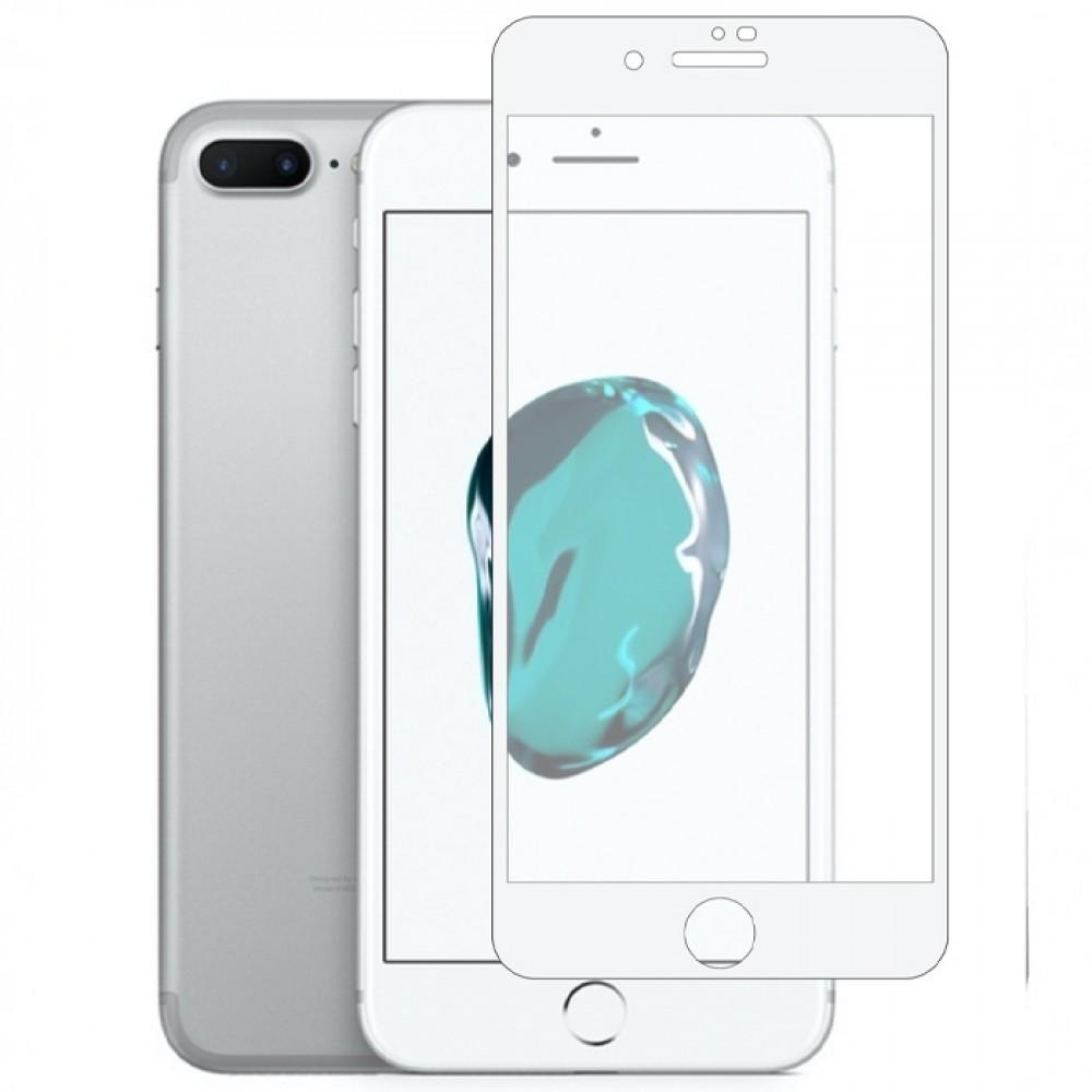Защитное стекло 5D для Apple iPhone 7/8