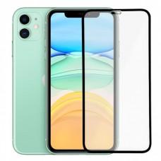 Защитное стекло 5D Apple iPhone 11/XR