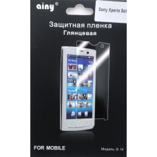Защитная пленка Sony Xperia Sola