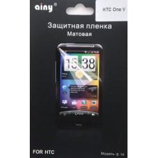 Защитная пленка HTC One V