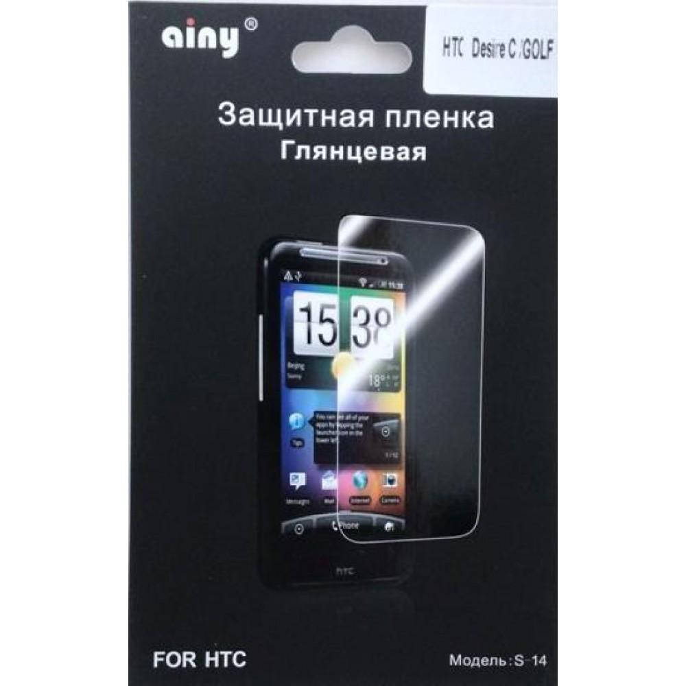 Защитная пленка HTC Desire C