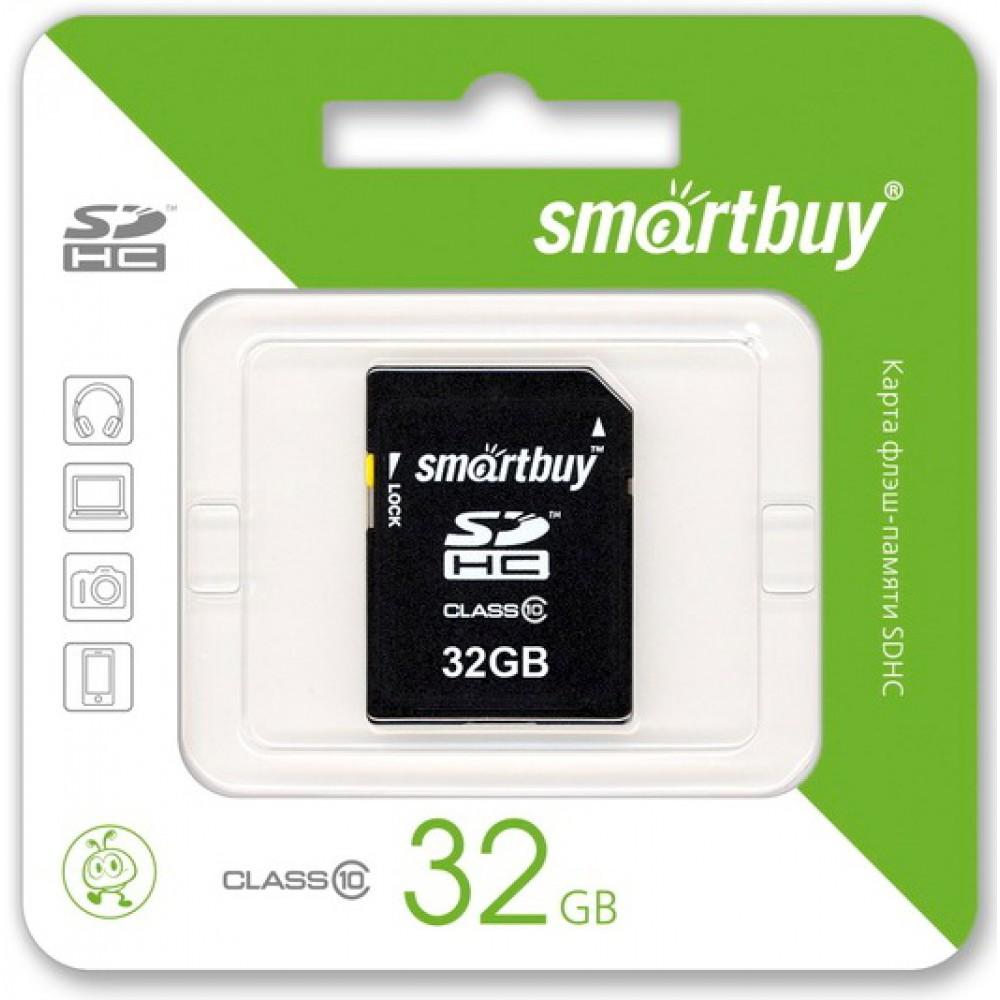 Карта памяти Micro SD 32 Gb Class 10
