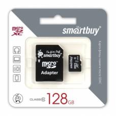 Карта памяти Micro SD 128 Gb Class 10