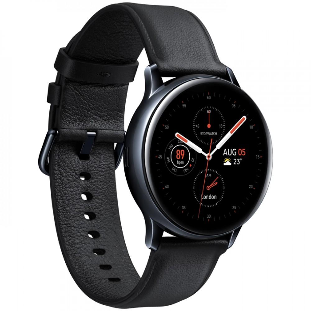 Часы Samsung Galaxy Watch Active2 сталь 44 мм Black
