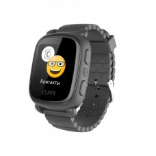 Детские умные часы ELARI KidPhone 2 Black