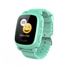 Детские умные часы ELARI KidPhone 2 Green