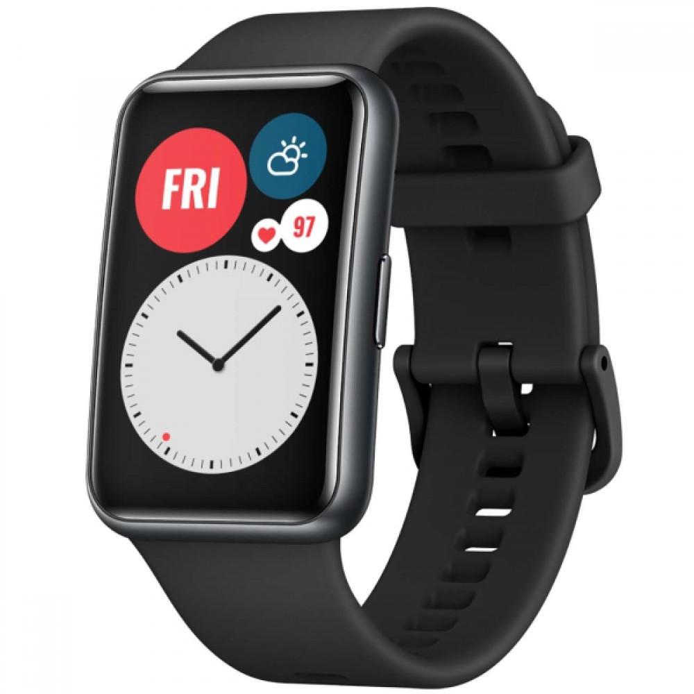 Смарт-Часы Huawei Watch Fit Black