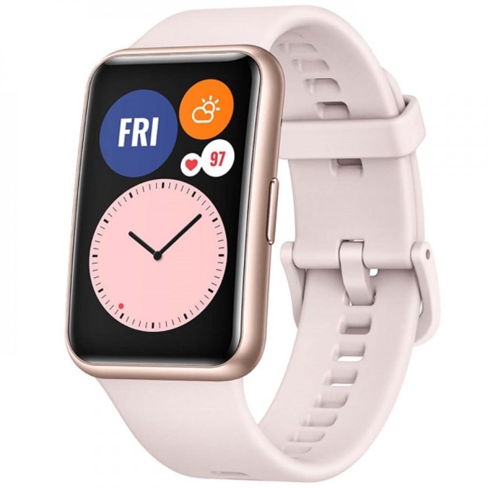 Умные часы Huawei Watch Fit Sakura Pink