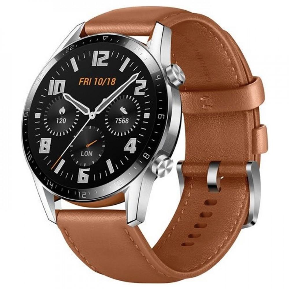 Умные часы Huawei Watch GT 2 Classic 46 mm Brown