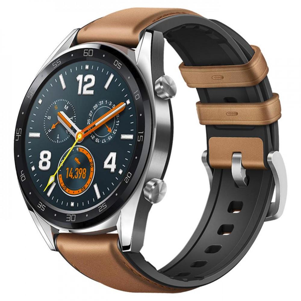 Смарт-Часы Huawei Watch GT Classic Brown