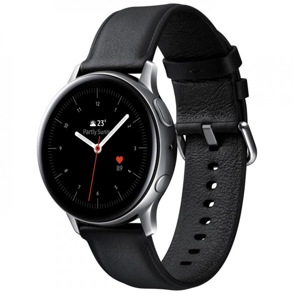 Часы Samsung Galaxy Watch Active2 cталь 40 мм Silver