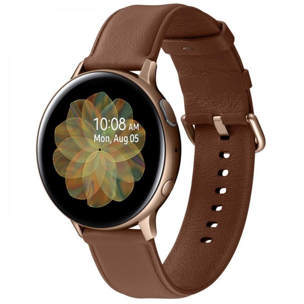Часы Samsung Galaxy Watch Active2 сталь 44 мм Gold