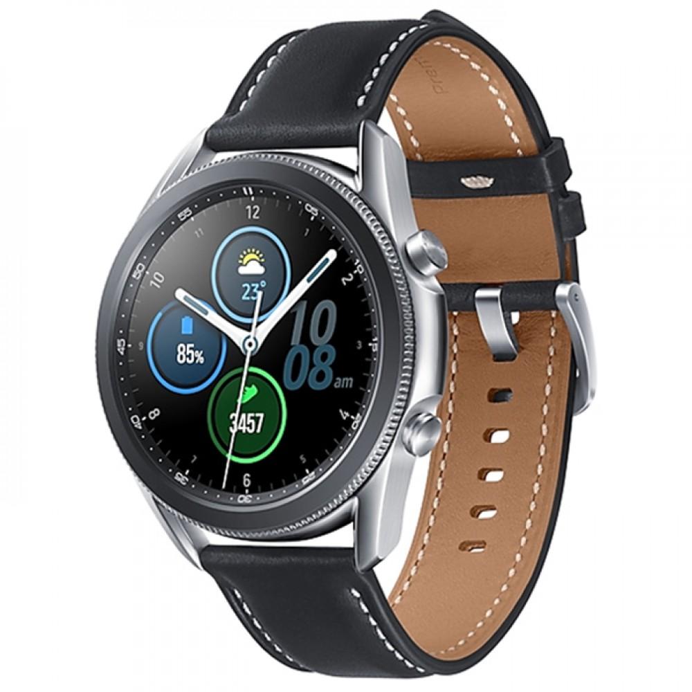 Часы Samsung Galaxy Watch3 45 мм Silver
