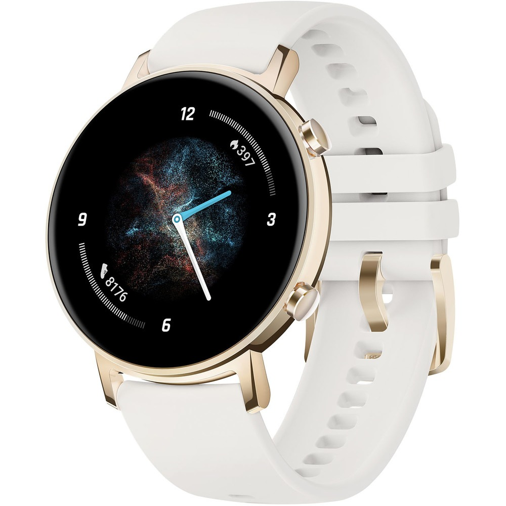 Умные часы Huawei Watch GT 2 Classic 42 mm Frosty White