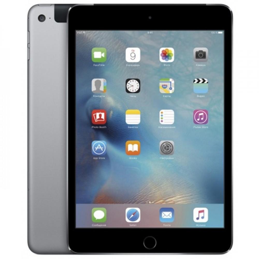 Apple iPad mini 4 128Gb Wi-Fi + Cellular Space Gray