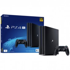 Игровая приставка Sony PlayStation 4 Pro 1 ТБ Black