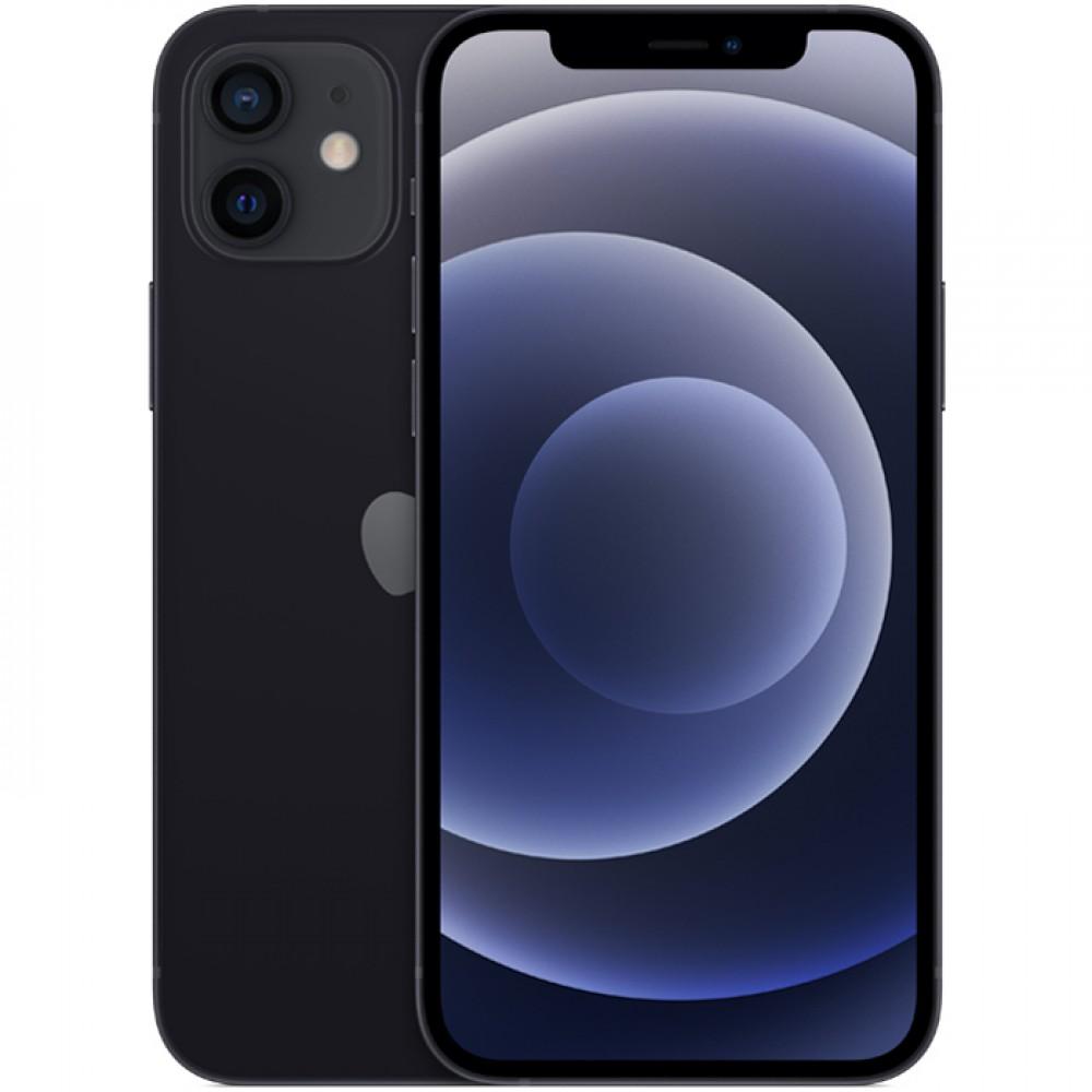 Apple iPhone 12 64GB Black (MGJ83RU/A)