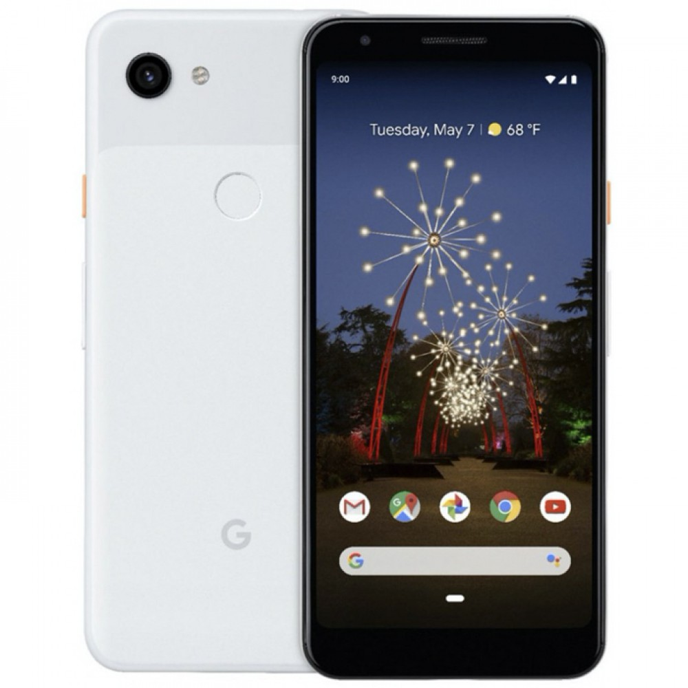 Google Pixel 3a 64GB Clearly White
