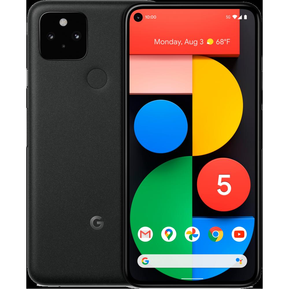 Google Pixel 5 8/128GB Just Black