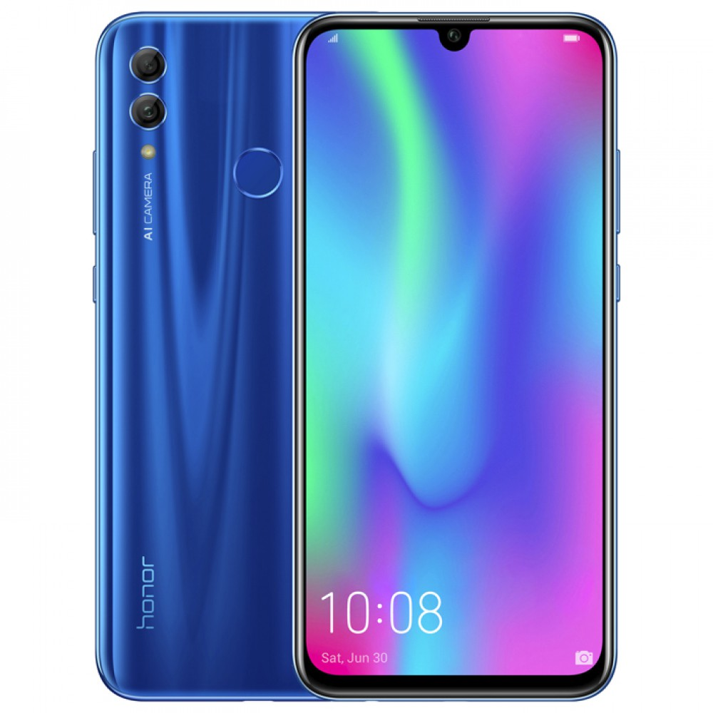 Honor 10 Lite 3/64GB RU Blue