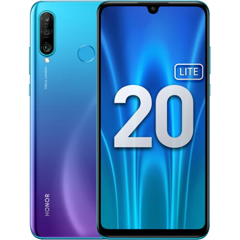 Honor 20 Lite 4/128GB (RU) Phantom Blue