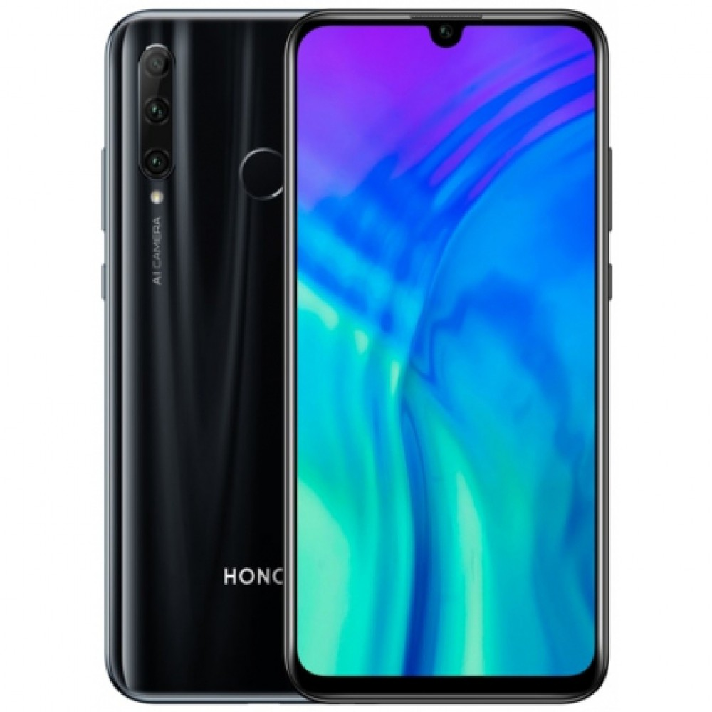 Honor 20 Lite 4/128GB (Global) Black