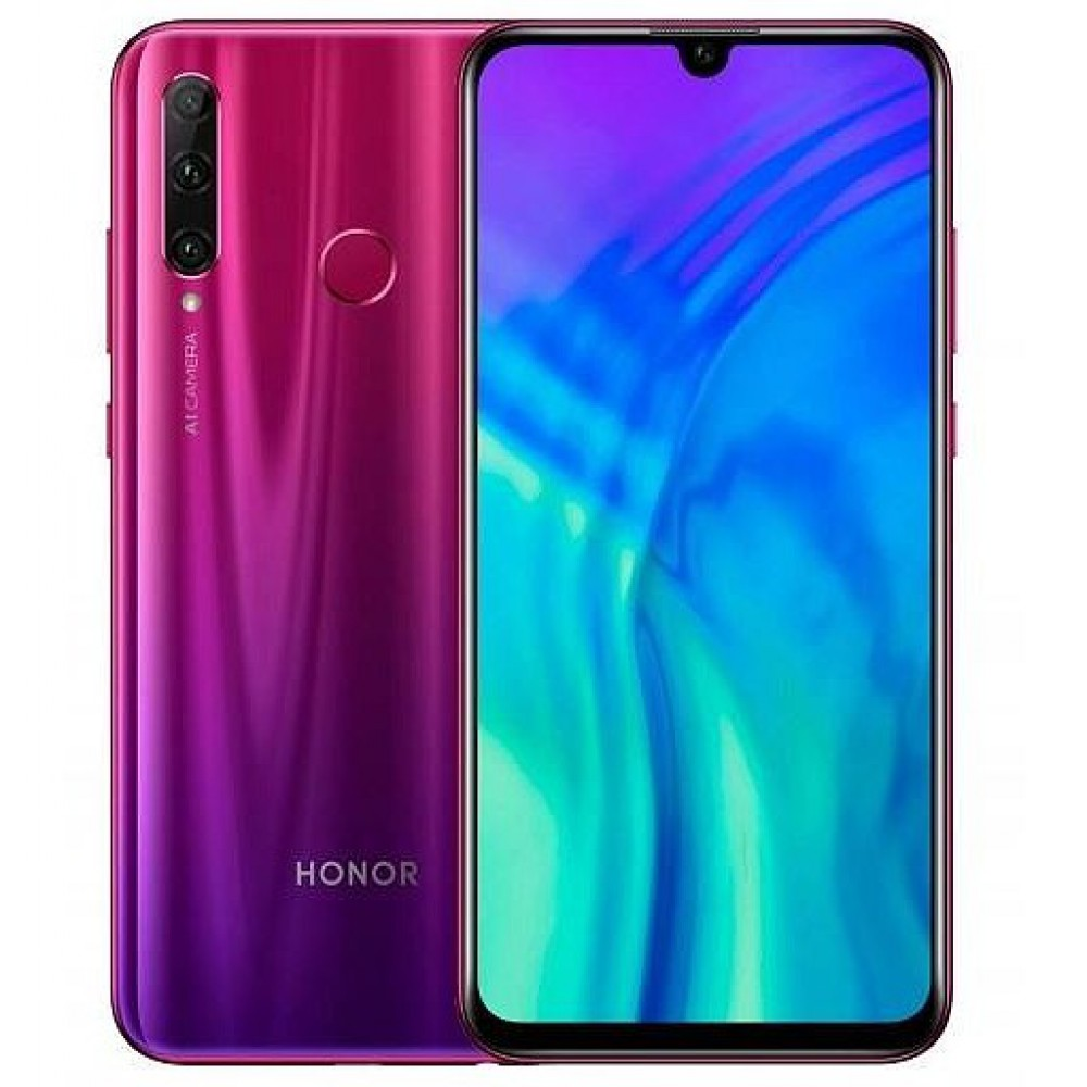 Huawei Honor 20 Lite 4/128GB EU Red
