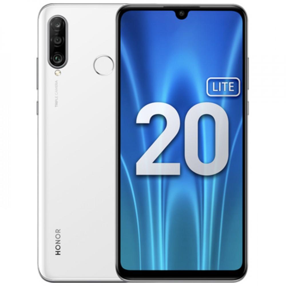 Honor 20 Lite 4/128GB (RU) White