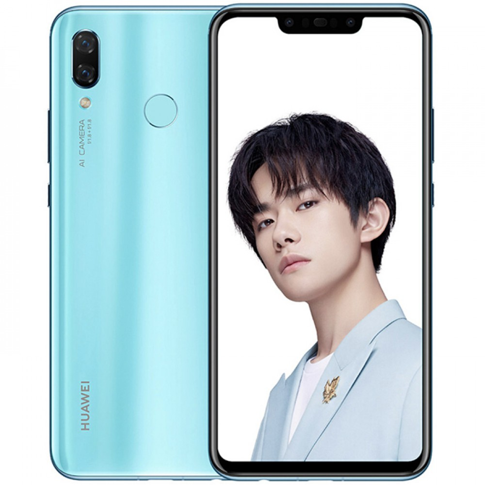 Huawei Nova 3 4/128Gb EU Airy Blue
