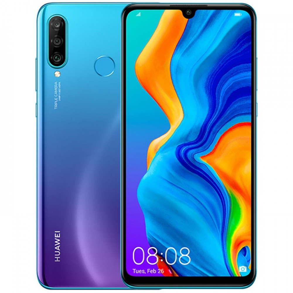 Huawei P30 lite 4/128GB Peacock Blue