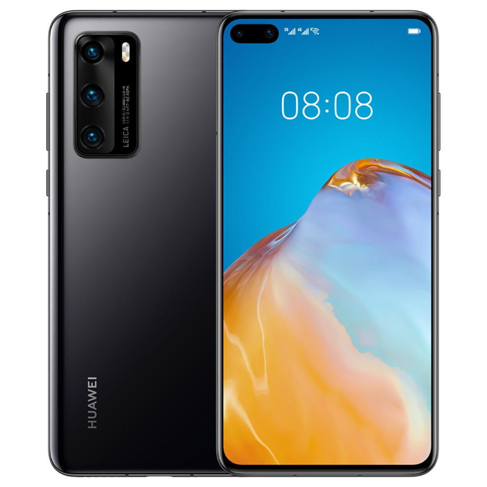 Huawei P40 8/128GB Black