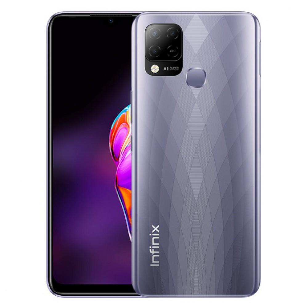 Infinix HOT 10S 4/128GB Purple
