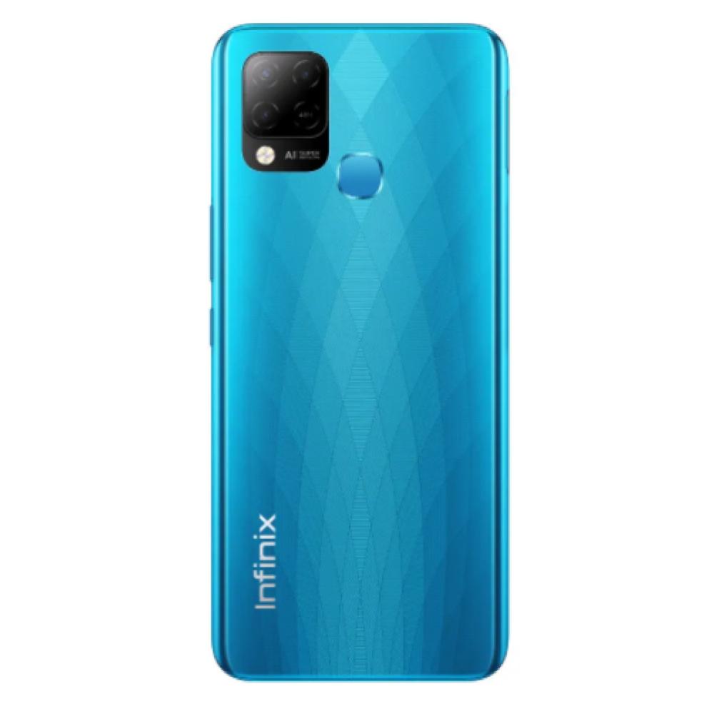 Infinix HOT 10S 4/128GB Blue