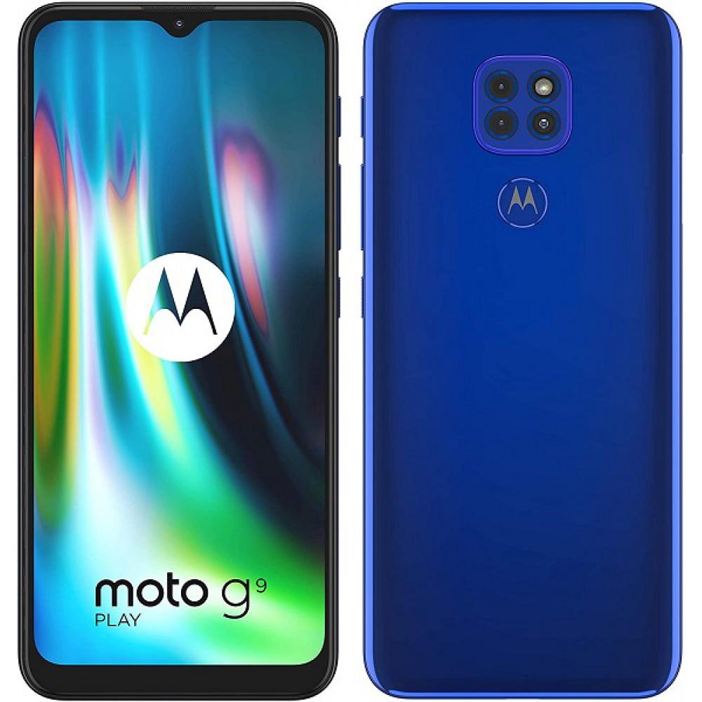Motorola Moto G9 Play 64GB Dual Sim blue