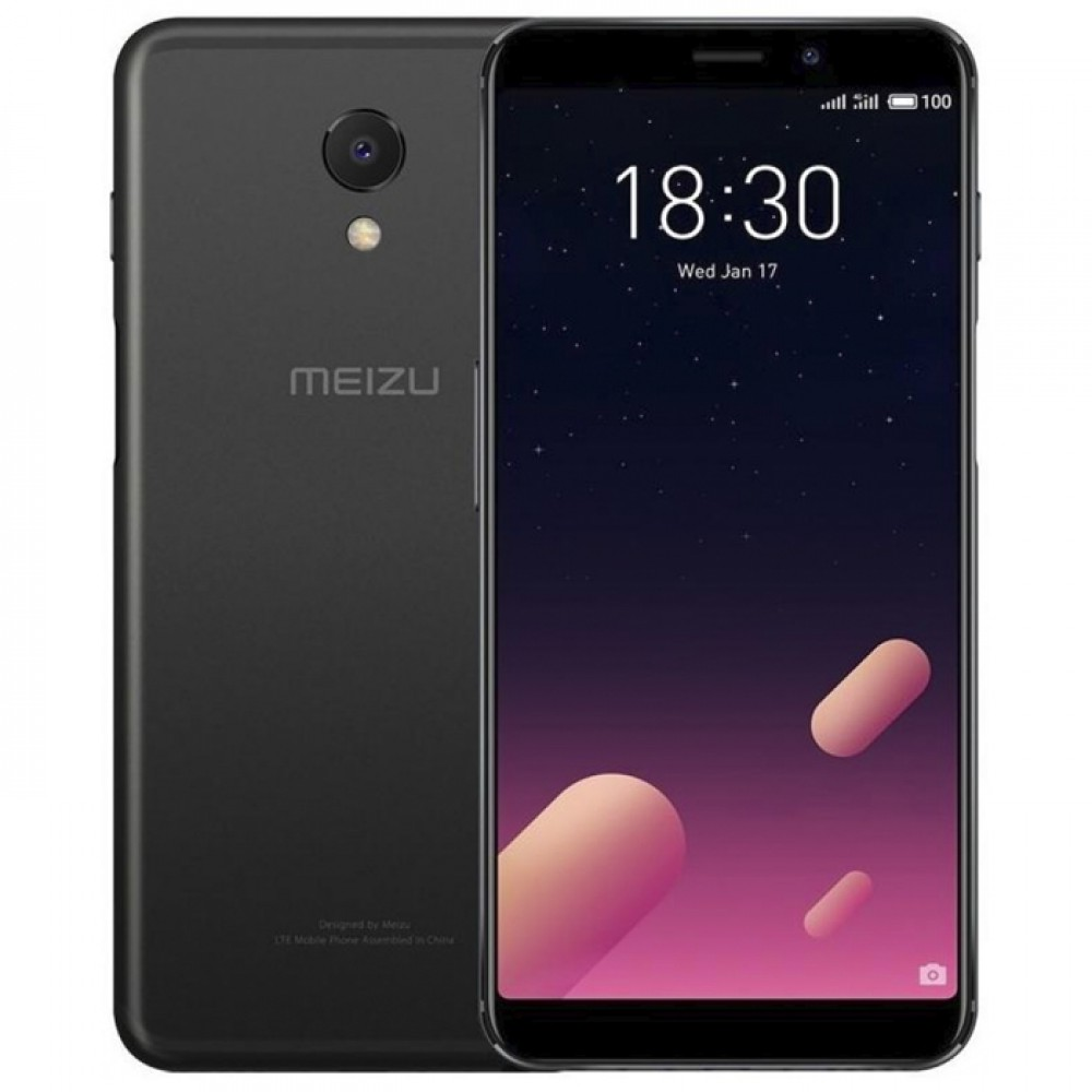 Meizu M6s 64Gb EU Black