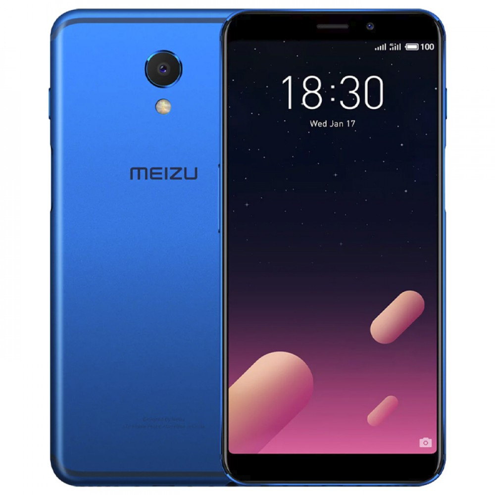Meizu M6s 64Gb EU Blue
