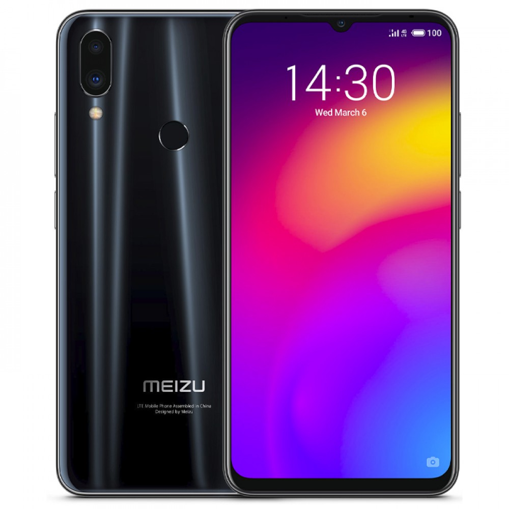 Meizu Note 9 4/128GB Global Version Black