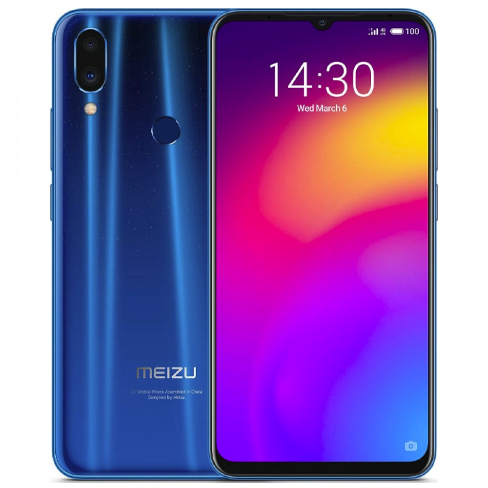 Meizu Note 9 4/64GB Global Version Blue