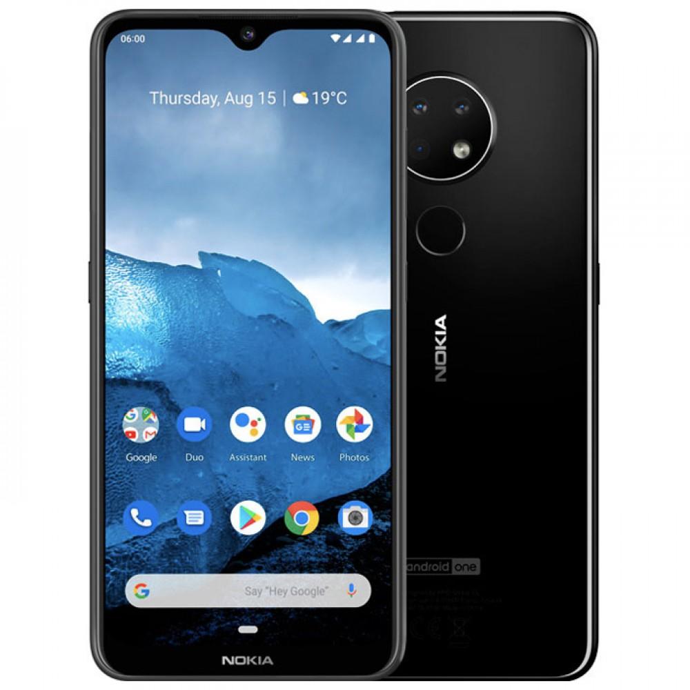 Nokia 6.2 3/32GB Ceramic Black